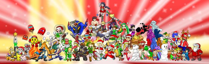 Super Smash Holiday Advent