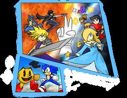Smash-versary 2: Wii U Version by Xero-J