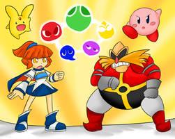Puyo Puyo Challengers by Xero-J
