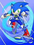 Sonic: The Blue Bouncer