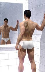 Trent Mirror by IndusGuys
