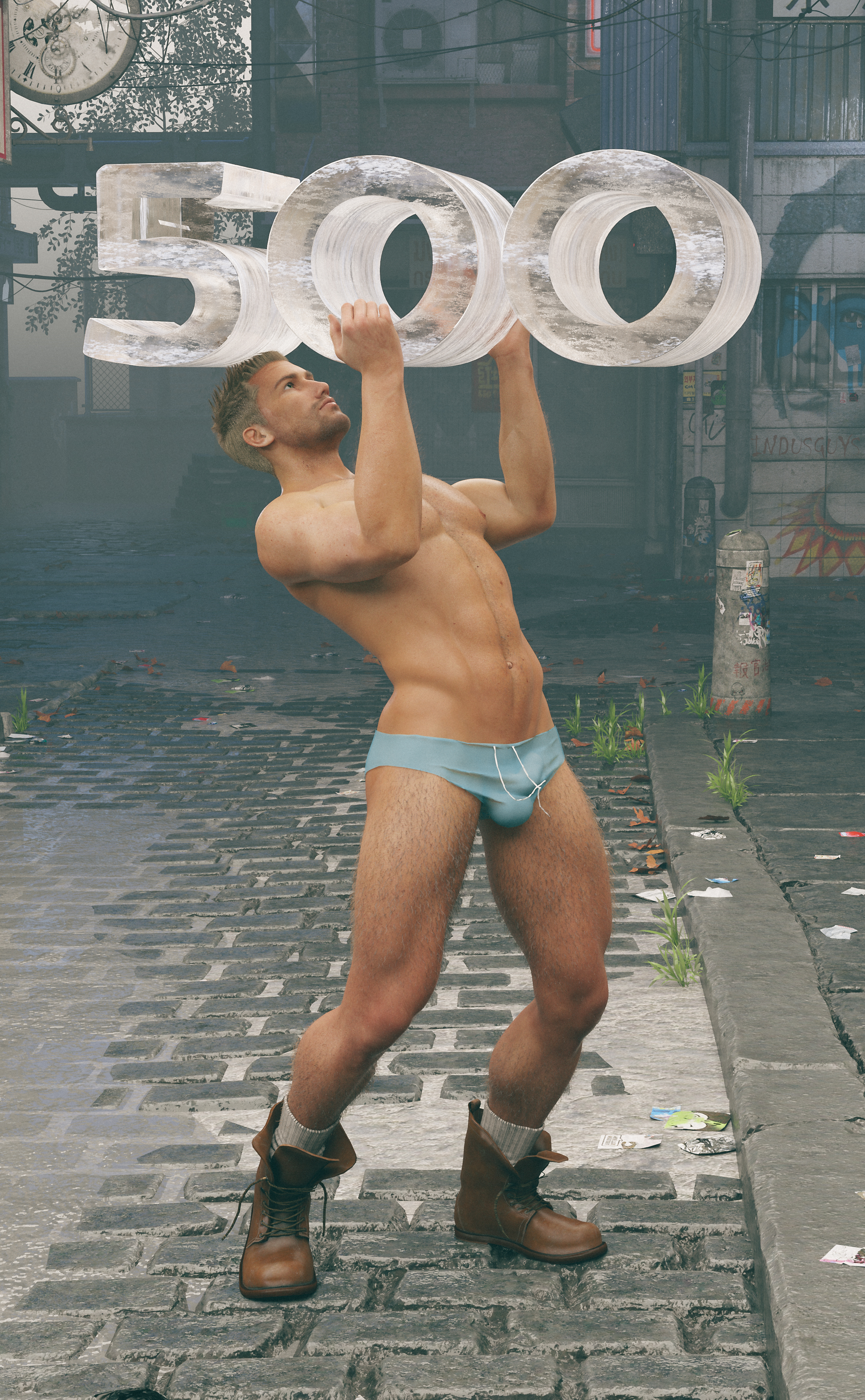 500 Deviations - Thanks for your support