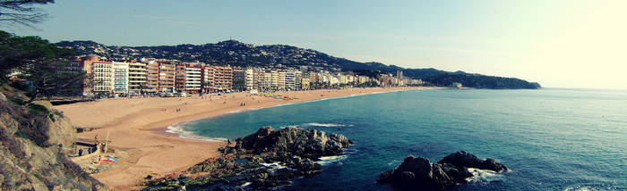 Lloret de Mar by demidz92