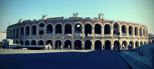 Arena in Verona by demidz92
