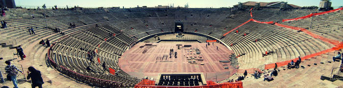 Arena in Verona 2 by demidz92