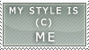 My Style by AraulsStamps
