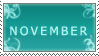 November by AraulsStamps