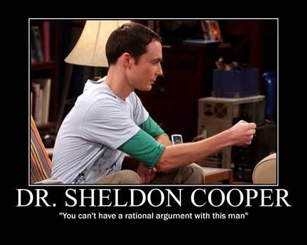 Dr. Sheldon Cooper 'you' by saki-senpai