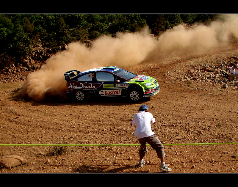WRC EXPERIENCE by gtimages