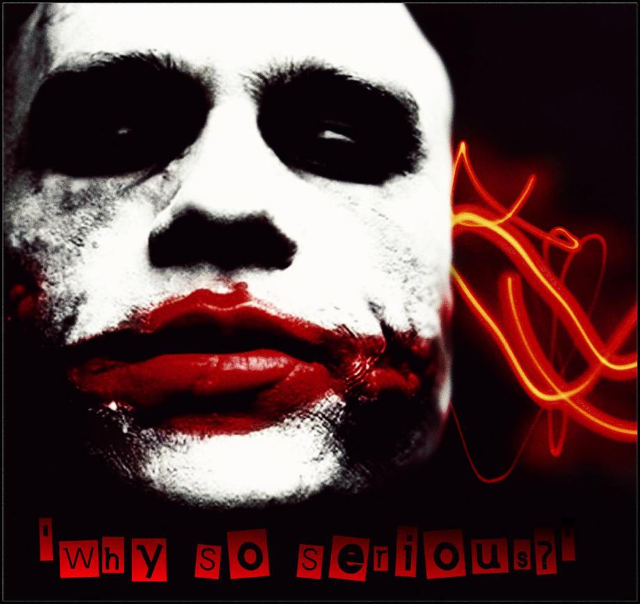 Heath Ledger photo edit. The Joker. by Kirstindepp1994 on ...
