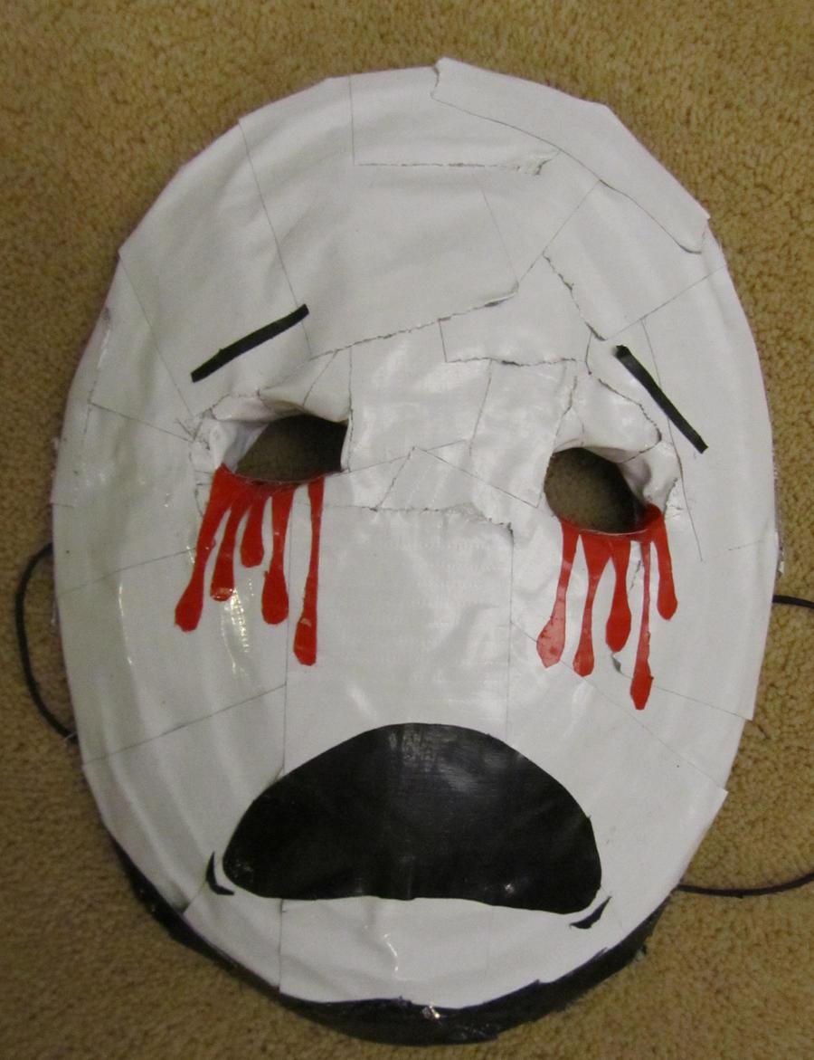 Mask: grieving king incarnation by SteelOsprei on DeviantArt