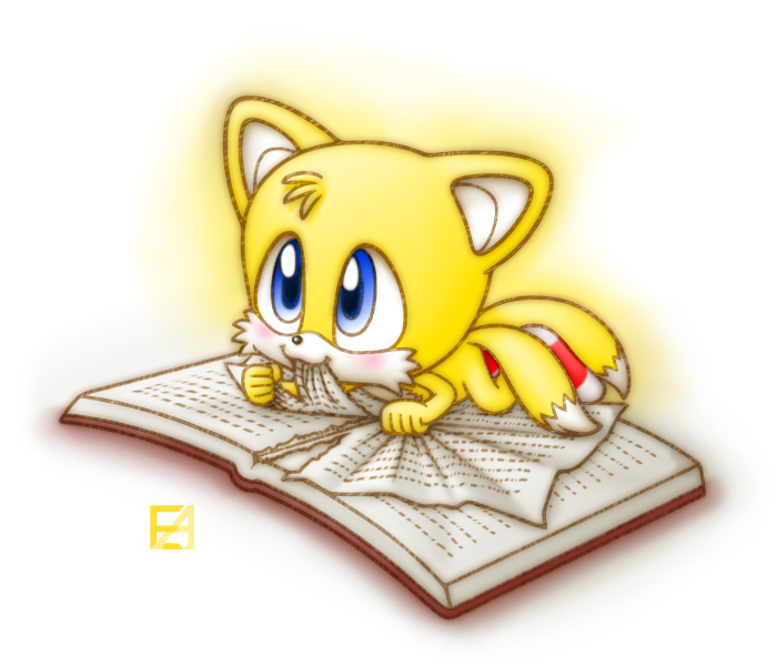 Baby Tails by EAMZE on DeviantArt