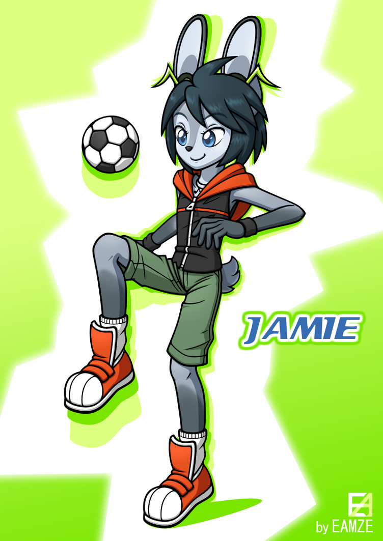Jamie by EAMZE