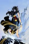Wonder Woman_by Jim Lee