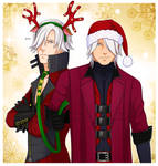 Devil May Cry - Merry Christmas!