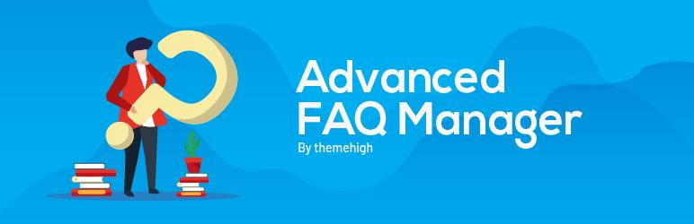 Advanced FAQ Plugin by themehigh