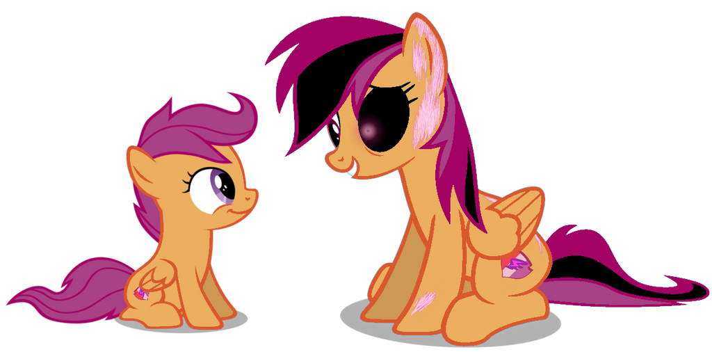 Don't Take Things You Have For Granted, Scootaloo