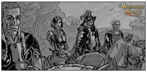 Wayfarer's Moon teaser panel