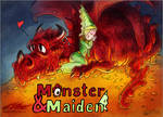 Monster and Maiden Title