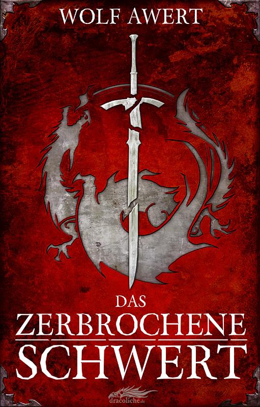 Book cover: The Broken Sword