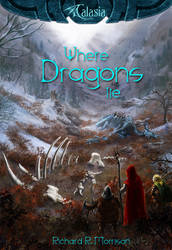 Where Dragons Lie book cover