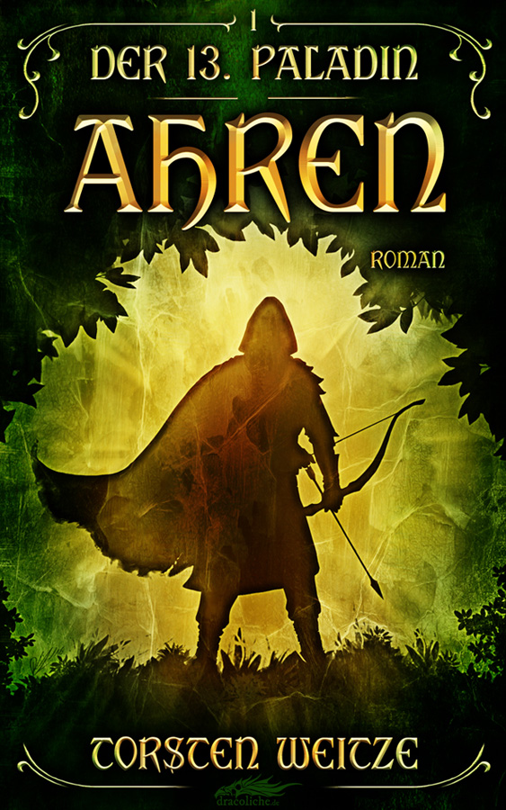 Ahren - The 13th Paladin book cover