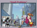 Small Problems Title Page