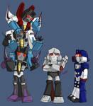 Chibi Transformers 4