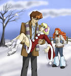 YGO: Winter Memories