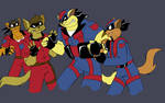 Once and Future Swat Kats
