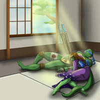 TMNT: The Way You Left Me by Ty-Chou