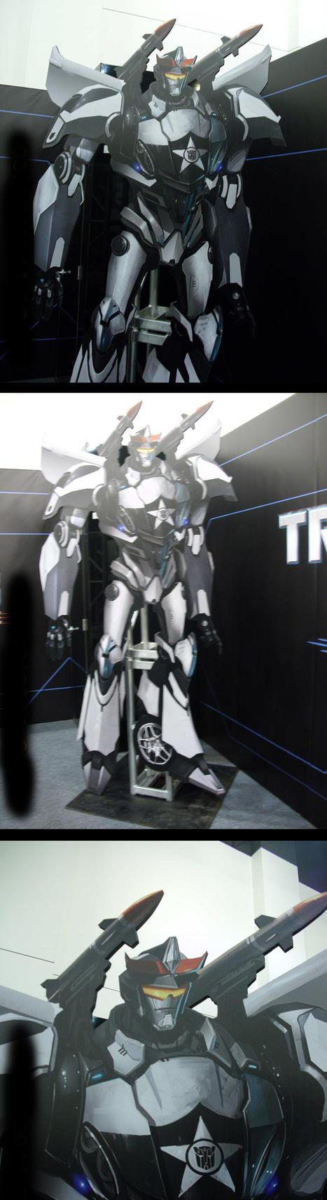 Transformers Prime Prowl by Ty-Chou