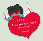Starscream Luv