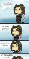 CATWS: Bucky Come Home by Ty-Chou