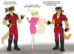 Once and Future Swat Kats II