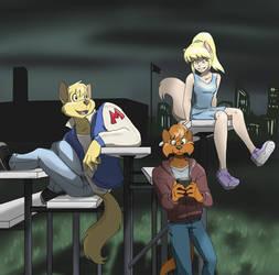 SK: School Days