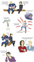 Avengers: Pocket Boyfriend by Ty-Chou