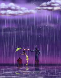 Avengers: Raining Starlight by Ty-Chou
