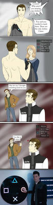DBH: Touch It by Ty-Chou