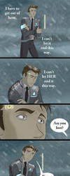 DBH: Are You Lost? by Ty-Chou
