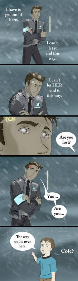 DBH: Are You Lost?
