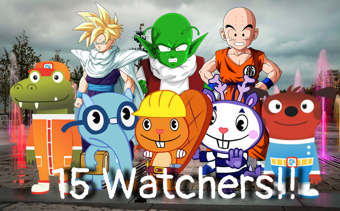 15 Watchers!!!