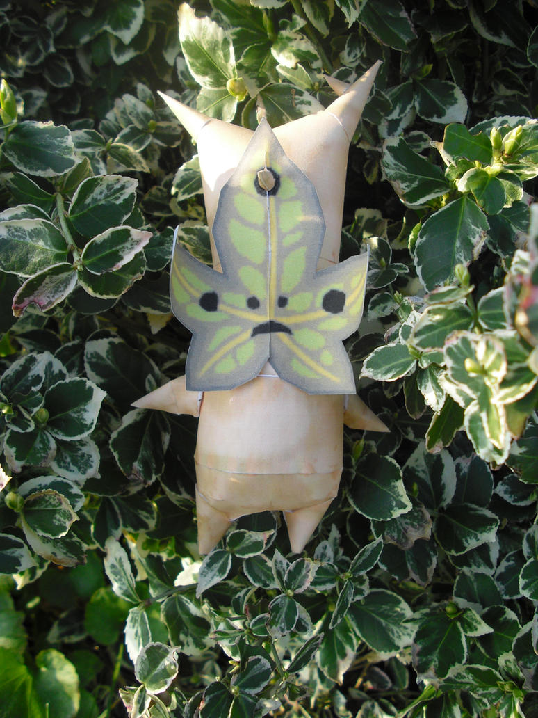 Korok Rown papercraft by TimBauer92