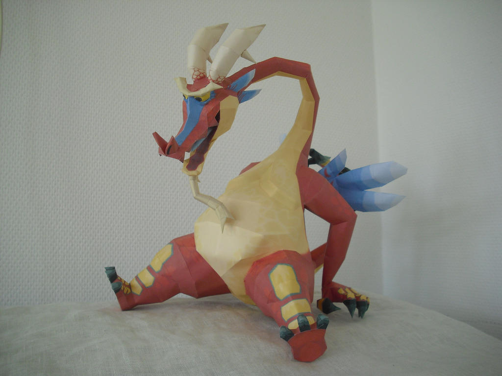 Valoo papercraft by TimBauer92