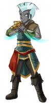 Thunderlane's Special Costume - Lonewolf Explorer