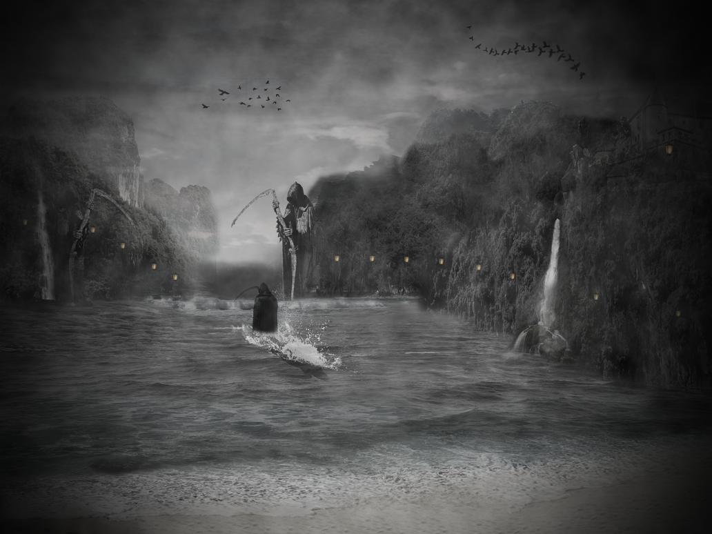 Grim's nightout ISLAND by deearison