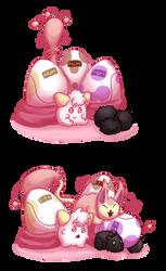 SL: A Pouncing Skitty