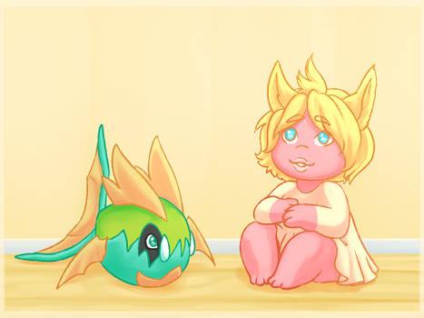 SL: Shiny Carvanha and Smoochum