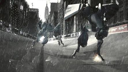 Tokyo Chase 2 by Jbrooksville