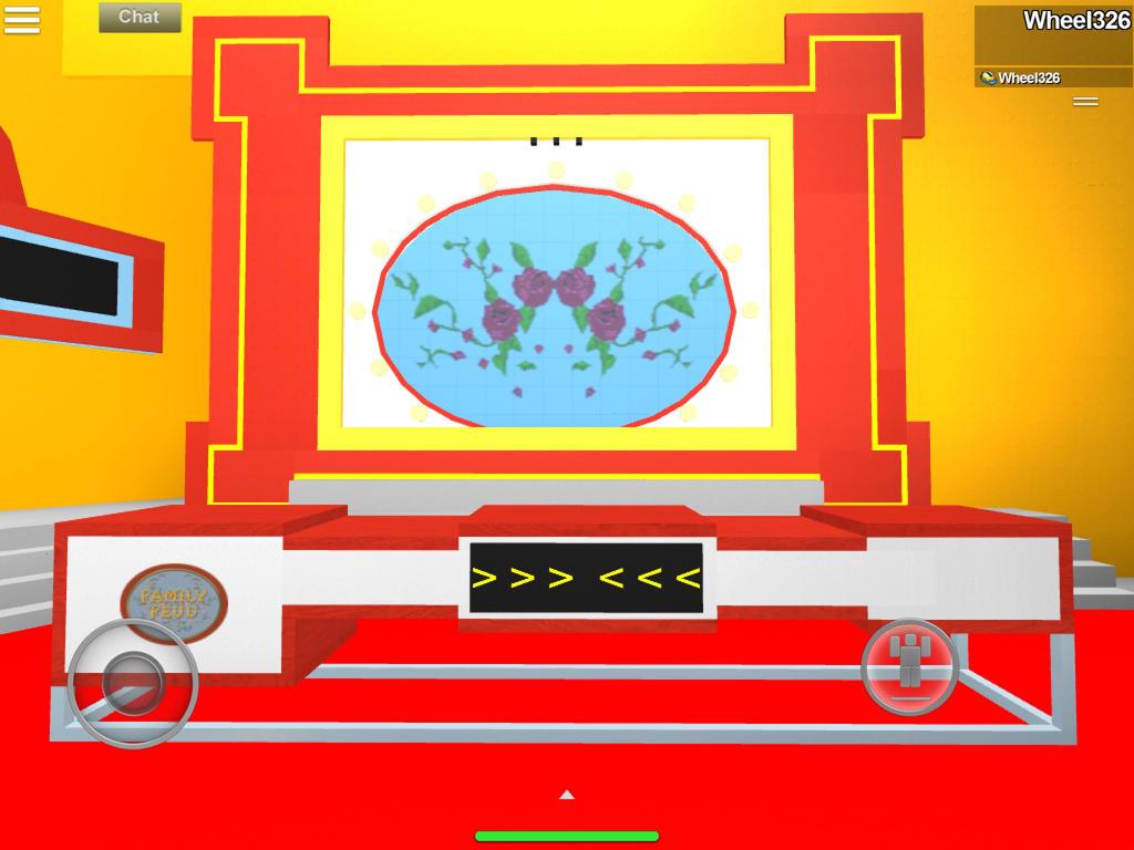 Feud 1988 Podium and Door (With Bullseye) by carabao89